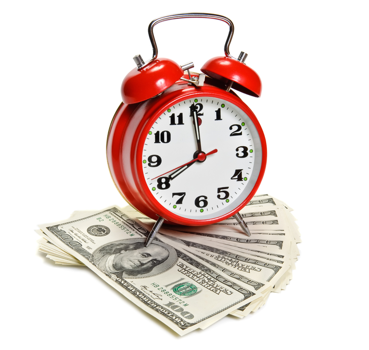 How to get clients when you have more time than money